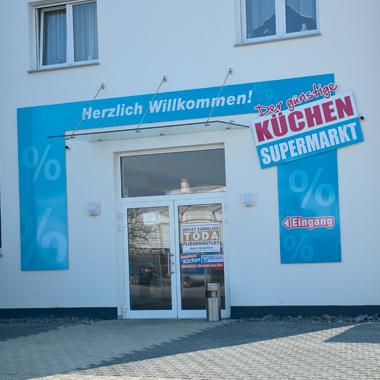 Der Gunstige Kuchen Supermarkt In Offenburg